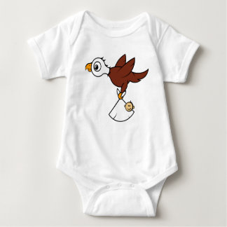 Eagle baby delivery exclusive baby design baby bodysuit