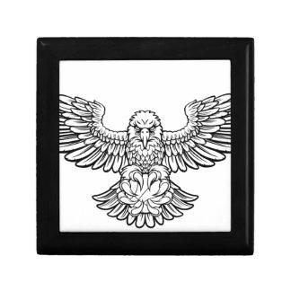 Eagle Basketball Sports Mascot Gift Box