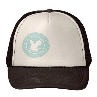 Eagle Blue Circles Cap
