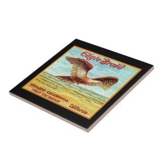 Eagle Brand Fruit Crate Label Tiles