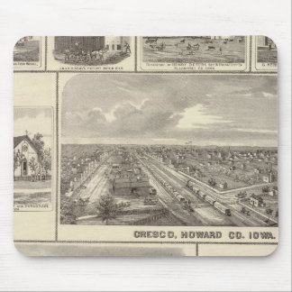 Eagle Brewery, Cedar Rapids Mouse Mat