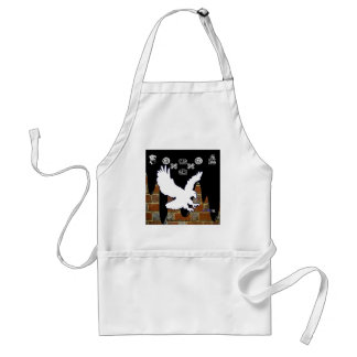 EAGLE BRICK BACKGROUND PRODUCTS APRONS