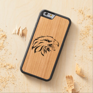Eagle Carved Cherry iPhone 6 Bumper Case