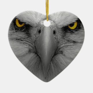 Eagle Christmas Ornament