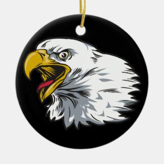 Eagle Christmas Ornament