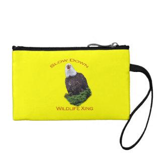 eagle coin purse