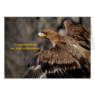 Eagle - Congratulations - Award - Event - other Card