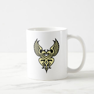 Eagle Crest Logo Basic White Mug