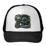 Eagle Dragon Trucker Hat