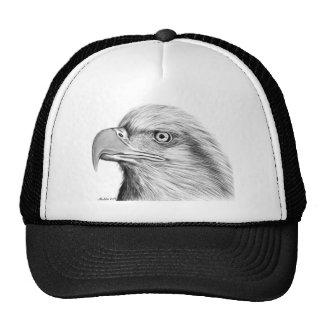 Eagle Drawing Trucker Hat