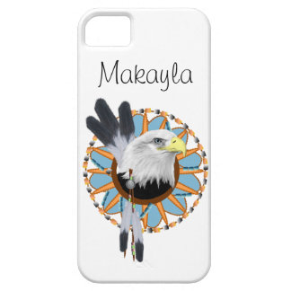 Eagle Dreamcatcher Phone Case Case For The iPhone 5