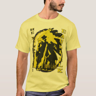Eagle Elk Oglala Lakota Warrior T-Shirt