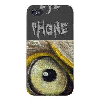 Eagle Eye iPhone 4 Cover