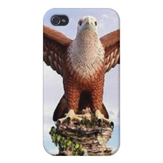 Eagle eye iPhone 4/4S covers