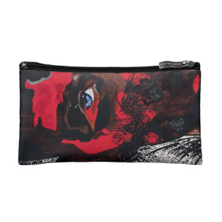 Eagle face Small Cosmetic  Bag Cosmetic Bags