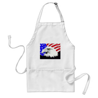 Eagle-Flag Standard Apron