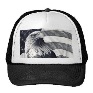 Eagle & Flag Hat