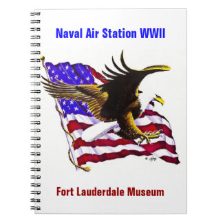 Eagle & Flag Notebooks