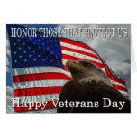 Eagle Flag veterans day
