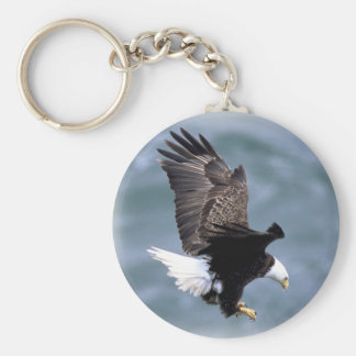 Eagle Flight Key Ring