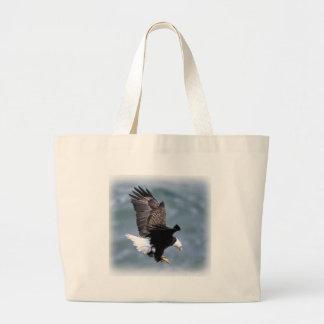 Eagle Flight Large Tote Bag