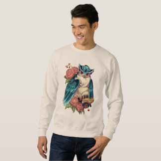 Eagle Flowers Sweatshirt