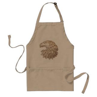 Eagle-Gold-Insignia Standard Apron