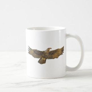 Eagle Golden Eagle Bald Eagle Basic White Mug