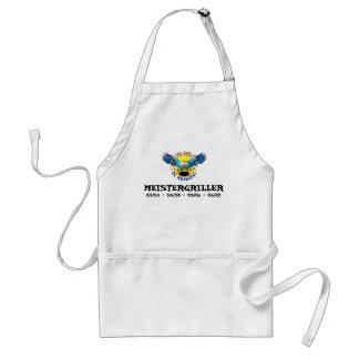 Eagle grill apron