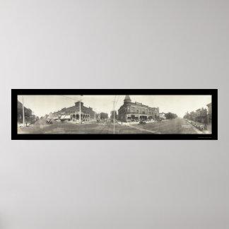 Eagle Grove, IA Photo 1907 Poster