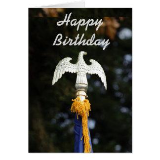 Eagle Happy Birthday card