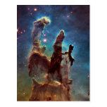 Eagle HDR Pillars of Creation Postcard