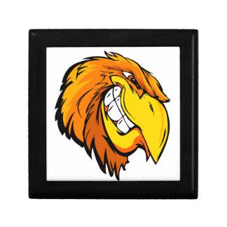eagle head gift box