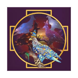 Eagle - Heavenly Wanderer № 10 Canvas Print