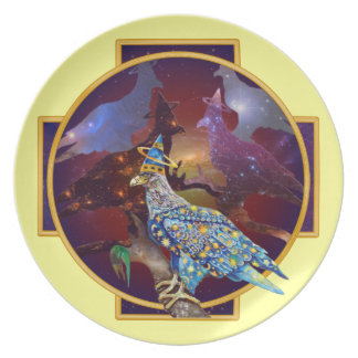 Eagle - Heavenly Wanderer № 10 Plate