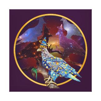 Eagle - Heavenly Wanderer № 12 Canvas Prints
