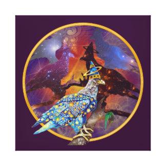 Eagle - Heavenly Wanderer № 13 Gallery Wrap Canvas