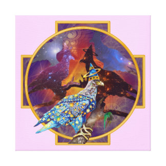 Eagle - Heavenly Wanderer № 14 Gallery Wrap Canvas