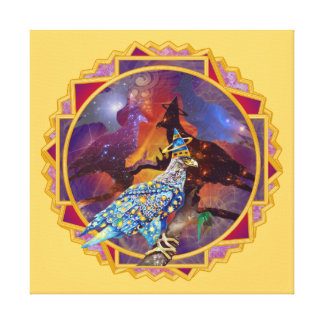 Eagle - Heavenly Wanderer № 15 Canvas Prints