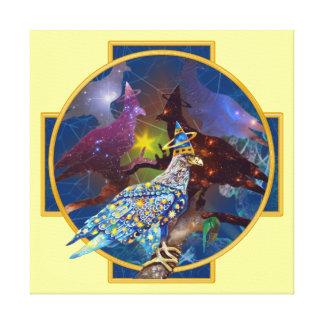 Eagle - Heavenly Wanderer № 18 Gallery Wrap Canvas