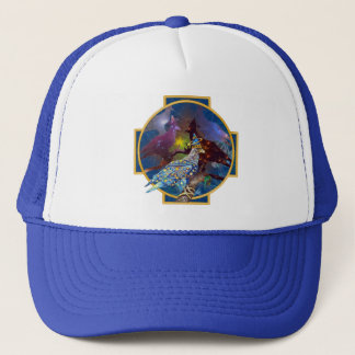 Eagle - Heavenly Wanderer № 18 Trucker Hat