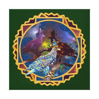 Eagle - Heavenly Wanderer № 19 Gallery Wrap Canvas