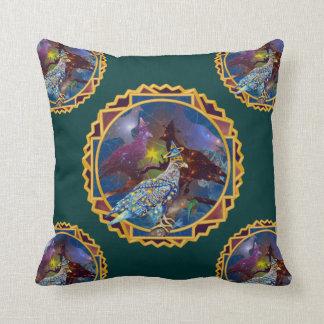 Eagle - Heavenly Wanderer № 19 Cushion