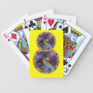 Eagle - Heavenly Wanderer № 20 Bicycle Playing Cards