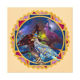 Eagle - Heavenly Wanderer № 20 Canvas Print