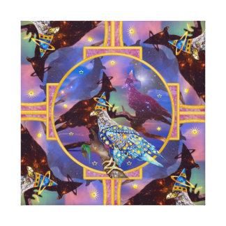 Eagle - Heavenly Wanderer № 23 Canvas Prints