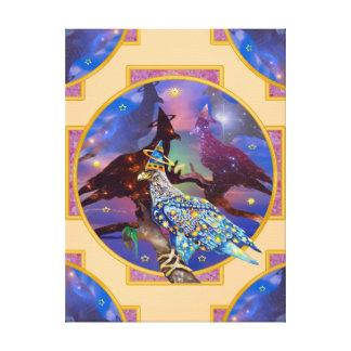 Eagle - Heavenly Wanderer № 23 Canvas Print