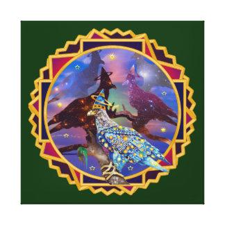 Eagle - Heavenly Wanderer № 24 Canvas Print