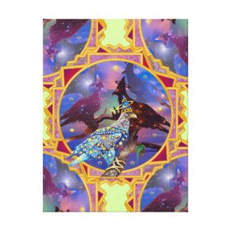 Eagle - Heavenly Wanderer № 25 Canvas Prints