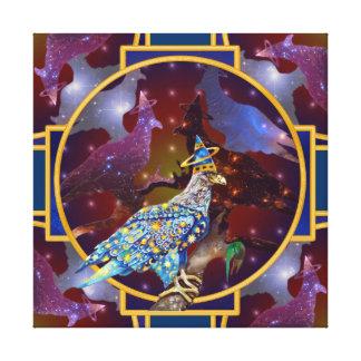 Eagle - Heavenly Wanderer № 29 Canvas Print